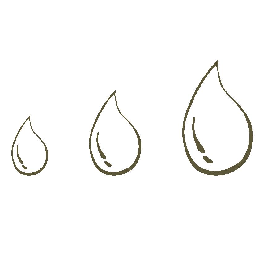 Esigenza Acqua - Resistente al Secco